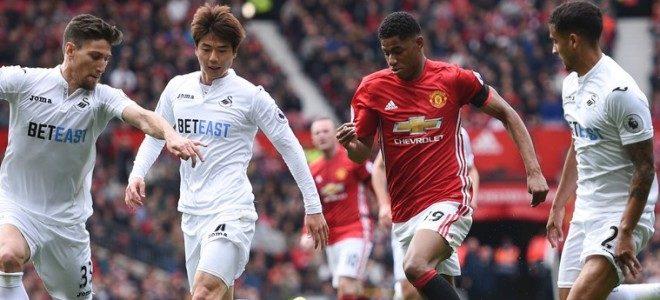 Manchester+United+v+Swansea+City+Premier+League+1LVQhR0Q30lx