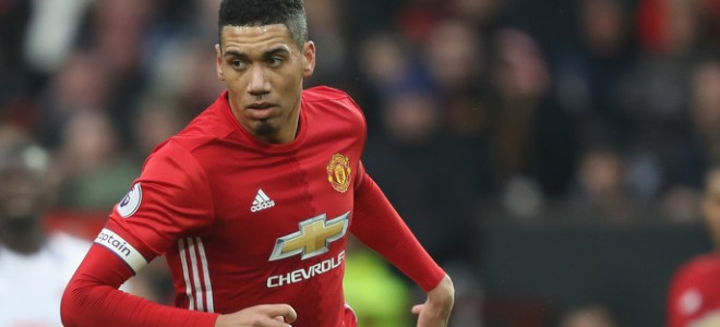 Chris+Smalling+Manchester+United+v+Watford+9vuCC5A3XPZx