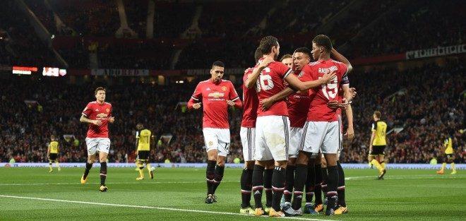Manchester+United+v+Burton+Albion+Carabao+9qJK-vlJfbux