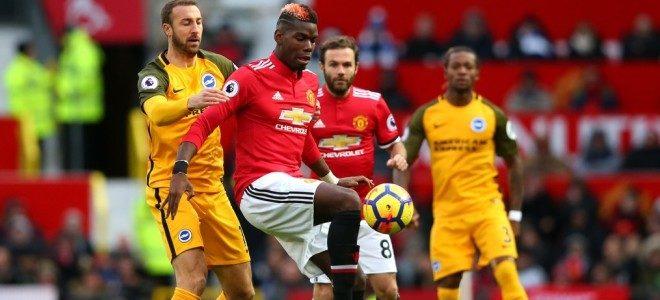 Manchester+United+v+Brighton+Hove+Albion+Premier+ZhEaDeGFNoKx