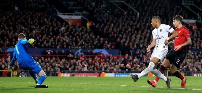 Mbappe goal